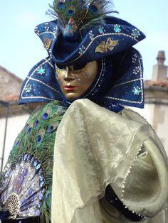 carnaval venitien de Castres / venitian mask