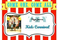 Kiddie Fun At The Pepe Jeans Kids Carnival