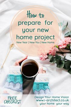 Making a start on your new home. Top tips for deciding your home improvements. Setting your budget. Design Your Home, New Home Designs, House Design, Home Projects, Craft Projects, Nice View, Home Improvement, Choices, New Homes
