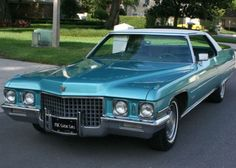 1971 Cadillac DeVille Coupe