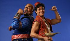 Today Broadway's <em>Aladdin</em> announced its first North American national tour in Spring 2017.