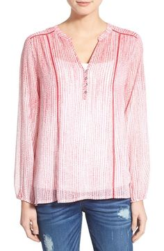 Casual Studio Blouse available at #Nordstrom