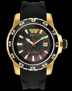 Audaz Scuba Master Watches Watch Releases