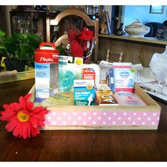 Price Is Right Baby Shower Game Tray