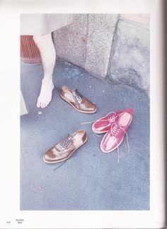 Another Man Magazine. by Juergen Teller Juergen Teller, Shoes Ads, Crocs Shoes, Celine, Editorial Photography, Fashion Photography, Shoes Editorial, Fashion Mag, Male Magazine
