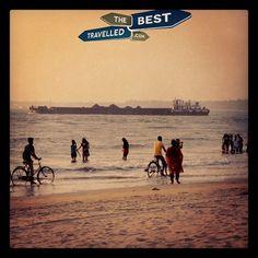 #Goa #Baga #Beach #resort #India #Indian #Ocean #visit #travel #explore #South #Asia