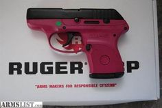 ARMSLIST - For Sale/Trade: Ruger LCP Raspberry Pink 380 Auto