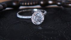 Love Sapphire Engagement Rings