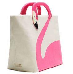 3d3f678b65 pink flamingo tote Kate Spade Handbags