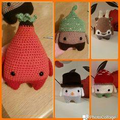 Lalylala 4 seasons mini dolls