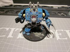Chaos Dreadnaught converted from AoBR Dread