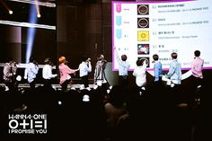 [BY Wanna One 워너원] ALL I WANNA DO, WANNA ONE! 3월 19일, 두번째 미니앨범 '0+1=1 (I PROMISE YOU...