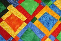 Eva-Maria Camps / Quilts - Tiefsee