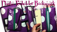 Hi everyone in this video we will see how to create a useful pen holder, which can be added to our agenda or a book . Bookmarks, Diy Projects, Plastic, Youtube, Marque Page, Handyman Projects, Handmade Crafts, Diy Crafts, Youtubers