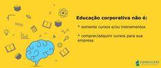 O que são sistemas de educação corporativa - Conducere