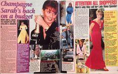 FERGIE E DIANA 1992