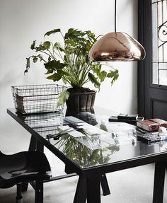 Att möblera skrivbord | Simplicity | Sköna Hem