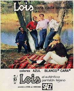Anuncios Retro - Spanish Vintage Ads Vintage Advertisements, Vintage Ads, Vintage Posters, Nostalgia, Vintage Denim, Spanish, Memories, History, Movie Posters