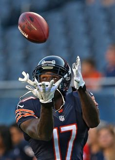 wide receiver: alshon jeffery of the chicago bears