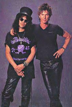Slash and Duff