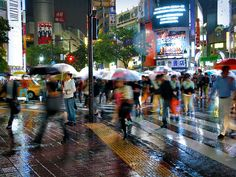 Tokyo - 9 Facts About The Most Fascinating And Bizarre City In The World - @Just1WayTicket
