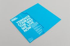 Creative Exhibition, Spin, Terence, Conran, and Print image ideas & inspiration on Designspiration Terence Conran, Modern Artists, Live In The Now, Modern Graphic Design, Visual Identity, Dark Side, Spinning, Typography, Design Inspiration