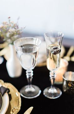New Year's Eve Wedding Inspiration – Inspired by This