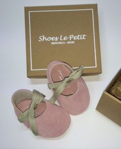 Shoes Le Petit - Zapatitos Bebé