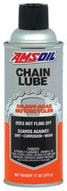 AMSOIL Announces New Chain Lube for Motorcycle Applications