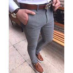 Product number Waist style Zipper threshold Style conventional Size S M L XL Length_cm (inch) Waist_cm (inch) Length_cm (cm) 104 107 110 Waist_cm (cm) 84 89 94 99 104 Terno Casual, Casual Suit, Cheap Mens Pants, Pantalon Costume, Slim Chinos, Slim Suit, Jogger, Street Chic, Camouflage