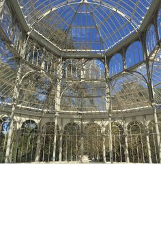 """My dream is to live in Madrid's Crystal Palace for a day.""   - HarpersBAZAAR.com"