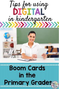 From morning work to digital learning centers learn these top tips for implementing Boom cards into your primary classroom. Primary Education, Primary Classroom, Google Classroom, Kindergarten Classroom, Kindergarten Readiness, Classroom Ideas, Mobile Learning, Learning Centers, Fun Learning