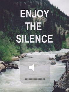 เรียนภาษาอังกฤษ ความรู้ภาษาอังกฤษ ทำอย่างไรให้เก่งอังกฤษ  Lingo Think in English!! :): Enjoy the Silence