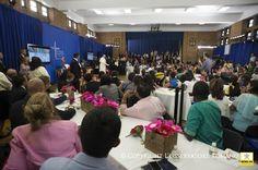25-09-2015 Pope Francis in the U.S. - Visit to a School and meeting with immigrants - Visita a una escuela y encuentro con inmigrantes