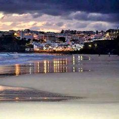 Largas tardes de paseo por la playa de La Cebada. Morro Jable.  Foto de Guevara Machin Arocha