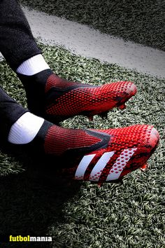 Cool Football Boots, Soccer Boots, Football Shoes, Football Cleats, Adidas Soccer Shoes, Adidas Boots, Adidas Football, Adidas Predator, Soccer Gear