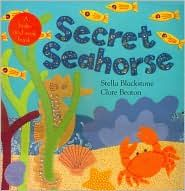 Secret Seahorse - one of our favorite sea animal books for kids , click through to see the other 17!