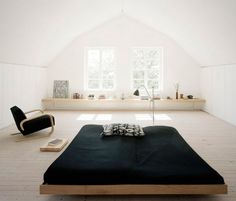 want black bedding