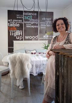 The norwegian stylist &interiordesigner Connie Johansen. ALOT of nordic interior-inspiration on these pages...