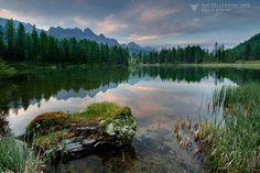 San Pellegrino Lake by Marco Milanesi on 500px