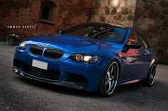 360 Forged Competition Straight 5's on BMW M3