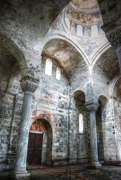 Museums like the Hagia sophia in Trabzon inspire me to travel