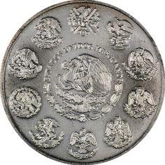 2003 Mexico Silver Libertad 1oz