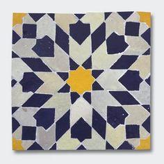 Traditional Moroccan Tiles