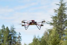 Read here about how to fly a quadcopter from basic controls to how to stabalize it and some other tips.