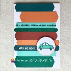 Dit is mijn inspiratiekaart voor de kleurencombinatie van oktober 2020. Cajun Craze, Pumpkin Pie, Coastal Cabana, Pretty Peacock en Shaded Spruce. Ik gebruikte voor deze kaart de Moving Along stemoelset en Kies je eigen banner-pons. #prulleke #prullekekleurencombinatie #stampinupnederland #stampinupdemonstratrice #stampinupdemo #kleurencombinatie #echtepostiszoveelleuker #movingalongstampset