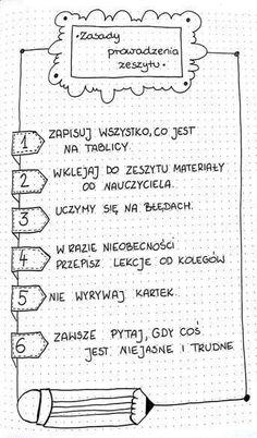 Paulina Szewczyk Pietrasik's media content and analytics School Staff, School Notes, Back To School, Polish Language, Teaching Methods, Study Motivation, Creative Kids, Chemistry, Bullet Journal