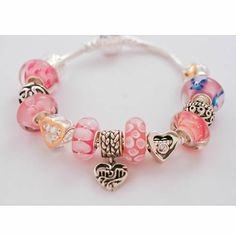 Roth Royale Complete Pink Bracelet http://m.pinterest.com/pin/105905028707703570/