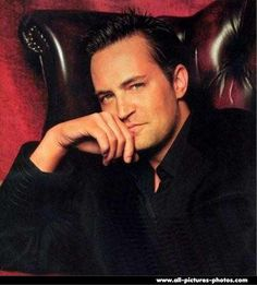 Matthew Perry - at Real Food Daily