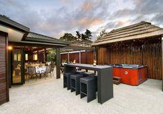 Flaxmere House - Auckland, NZ   View Retreats #weddingvenue